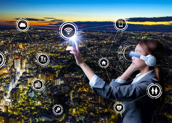 Geospacial software apps connect electrical grids | GE Digital