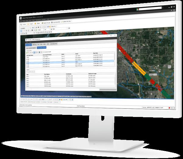 Smallworld Global Transmission Office for pipeline operators | GE Digital