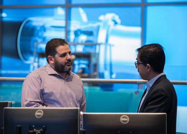 Industrial Managed Services from GE Digital provide expertise and remote monitoring