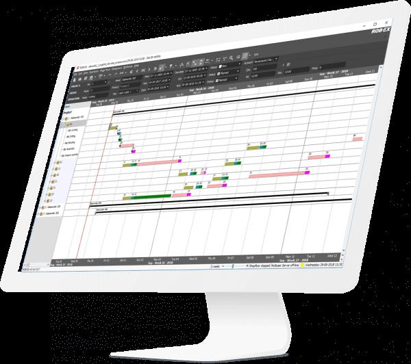 Scheduler from GE Digital | screenshot | Optimize production