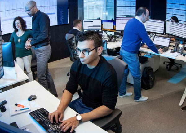 Industrial Managed Services from GE Digital provide expertise and remote monitoringIndustrial Managed Services from GE Digital provide expertise and remote monitoring