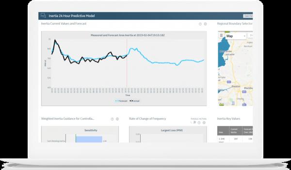 Grid analytics | Effective Inertial screenshot to increase power renewables penetrationGrid analytics | Effective Inertial screenshot to increase power renewables penetration