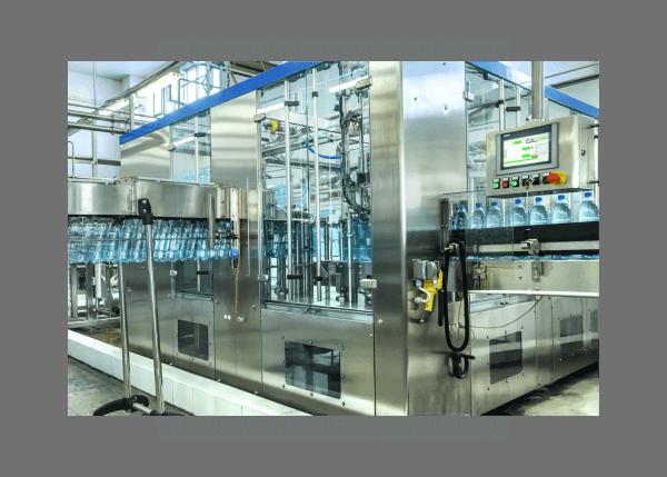 Bottling plant using GE Digital's Predix Machine for data analyticsBottling plant using GE Digital's Predix Machine for data analytics