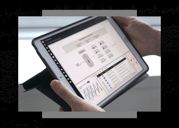 Web HMI dashboard | GE Digital HMI/SCADA software