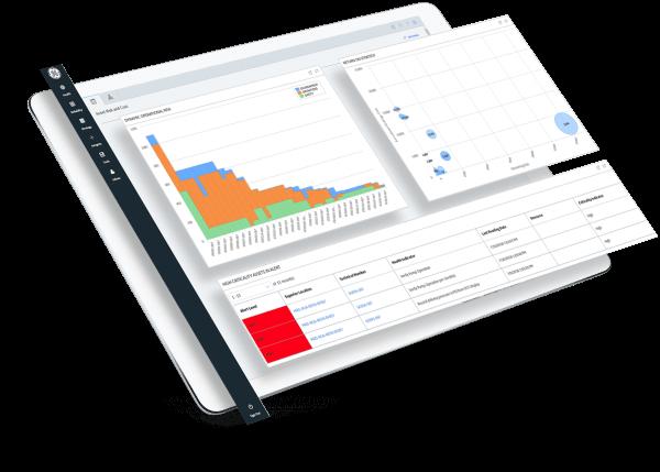 GE Digital APM Strategy software, mobile screenshotGE Digital APM Strategy software, mobile screenshot