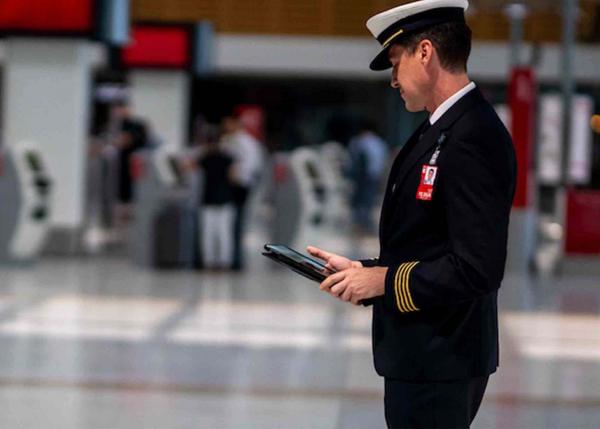 FlightPulse software empowers pilots through data | GE Digital