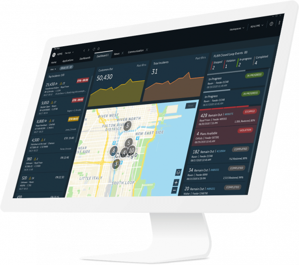 Digital Energy's Intuitive, Dynamic UX/UI raises the bar for grid software