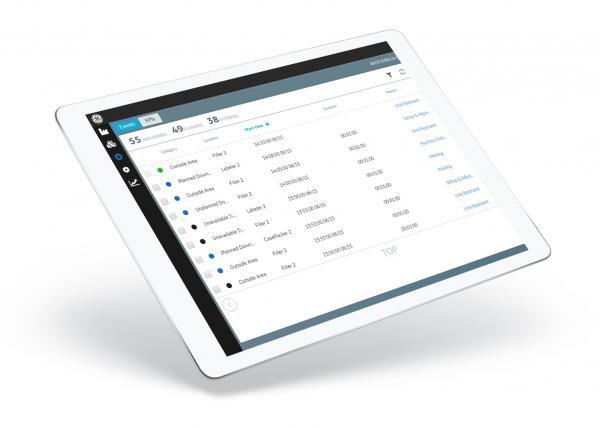 Predix Manufacturing Data Cloud | Screenshot | GE Digital