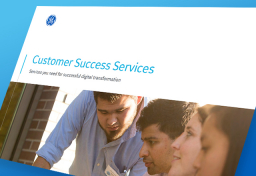 Customer Success Services Overview, GE Digital