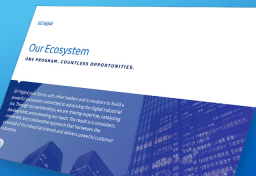GE Digital Partner Ecosystem Brochure thumbnail