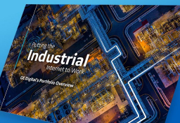 GE Digital Industrial App Portfolio Overview | Thumbnail