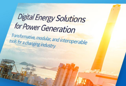 Digital Solutions for Power Generation | GE white paper