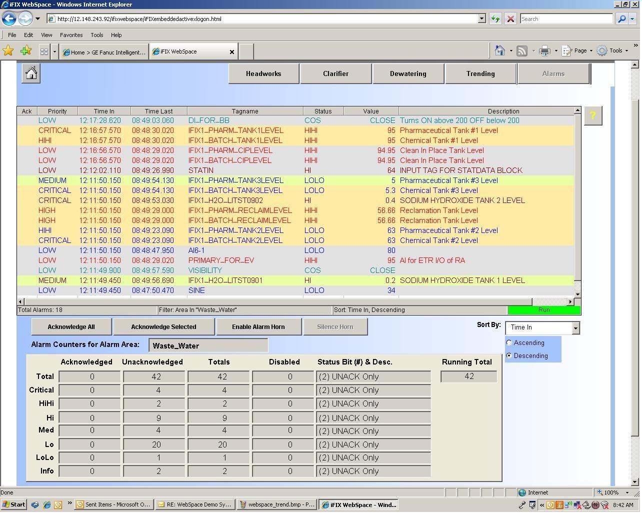 GE Fanuc Intelligent Platforms Announces Proficy® HMI/SCADA - iFIX