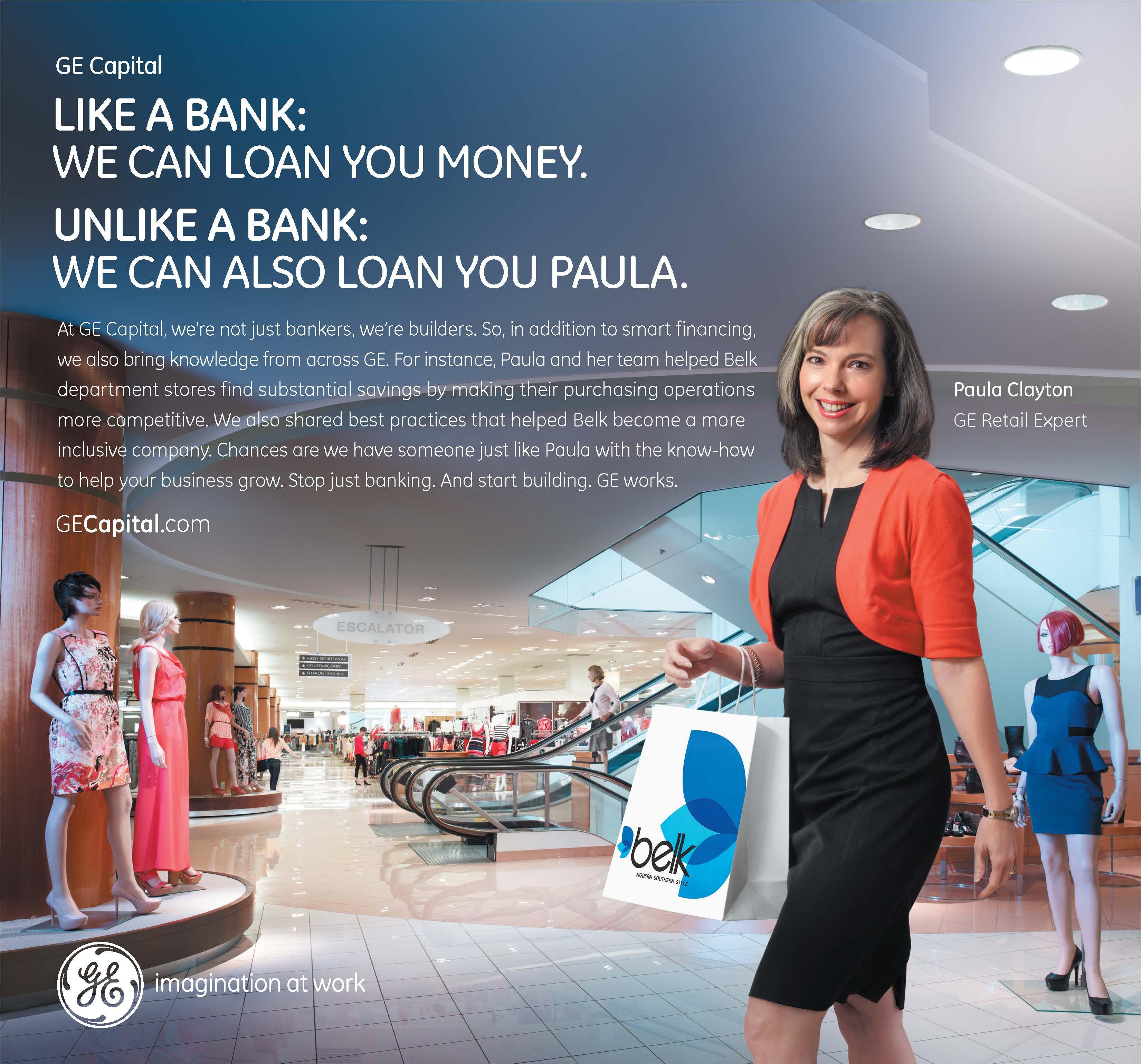 GE Capital Retail Bank Extends Belk Private Label Credit