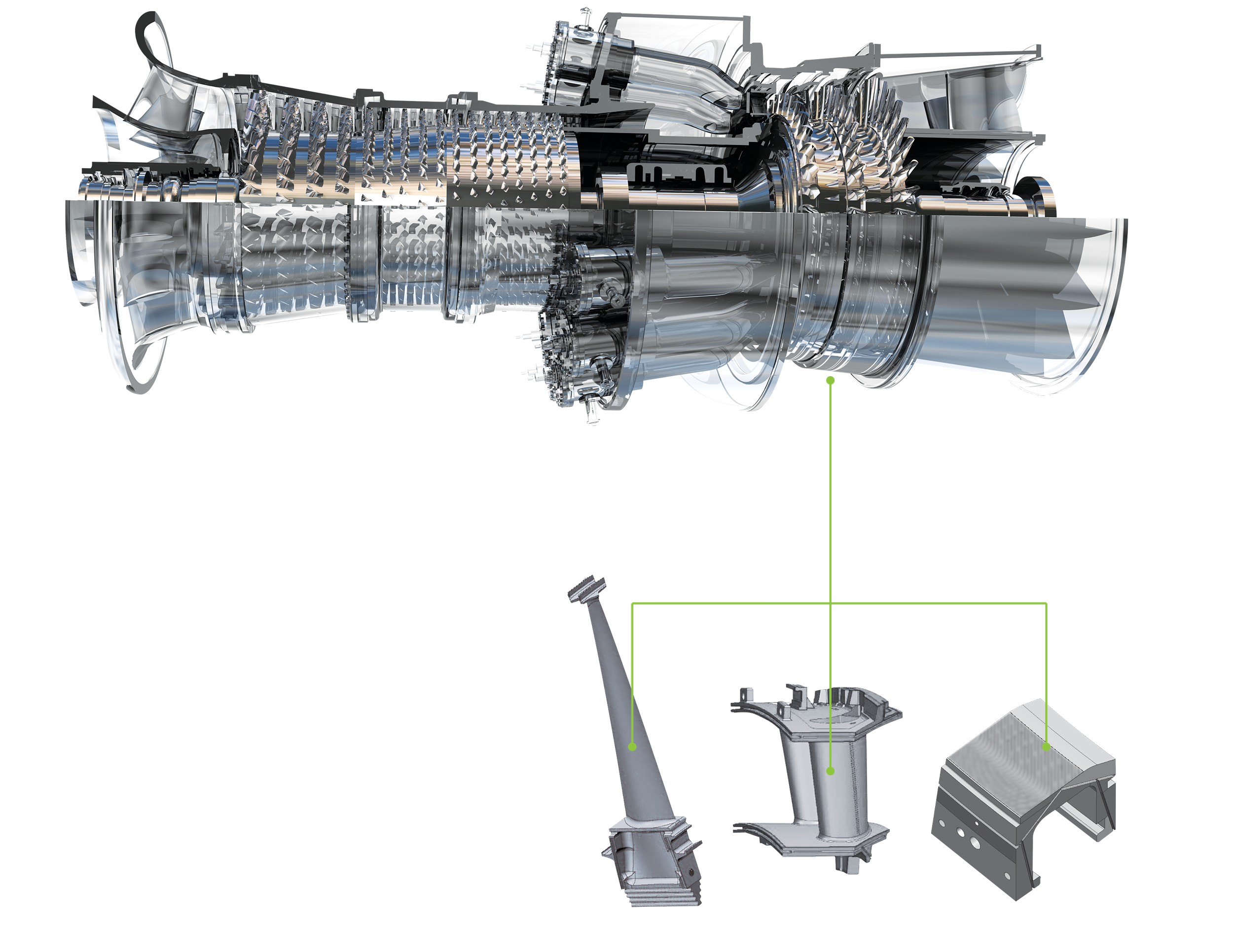 GE's High-Performing Advanced Gas Path Solution Expanded to