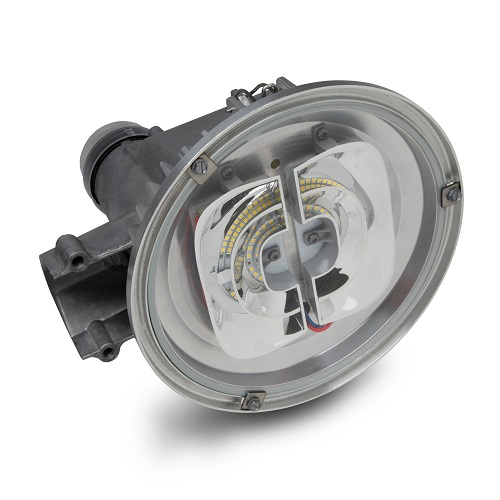 GE's Evolve™ LED Security Light Saves Money and Maintenance