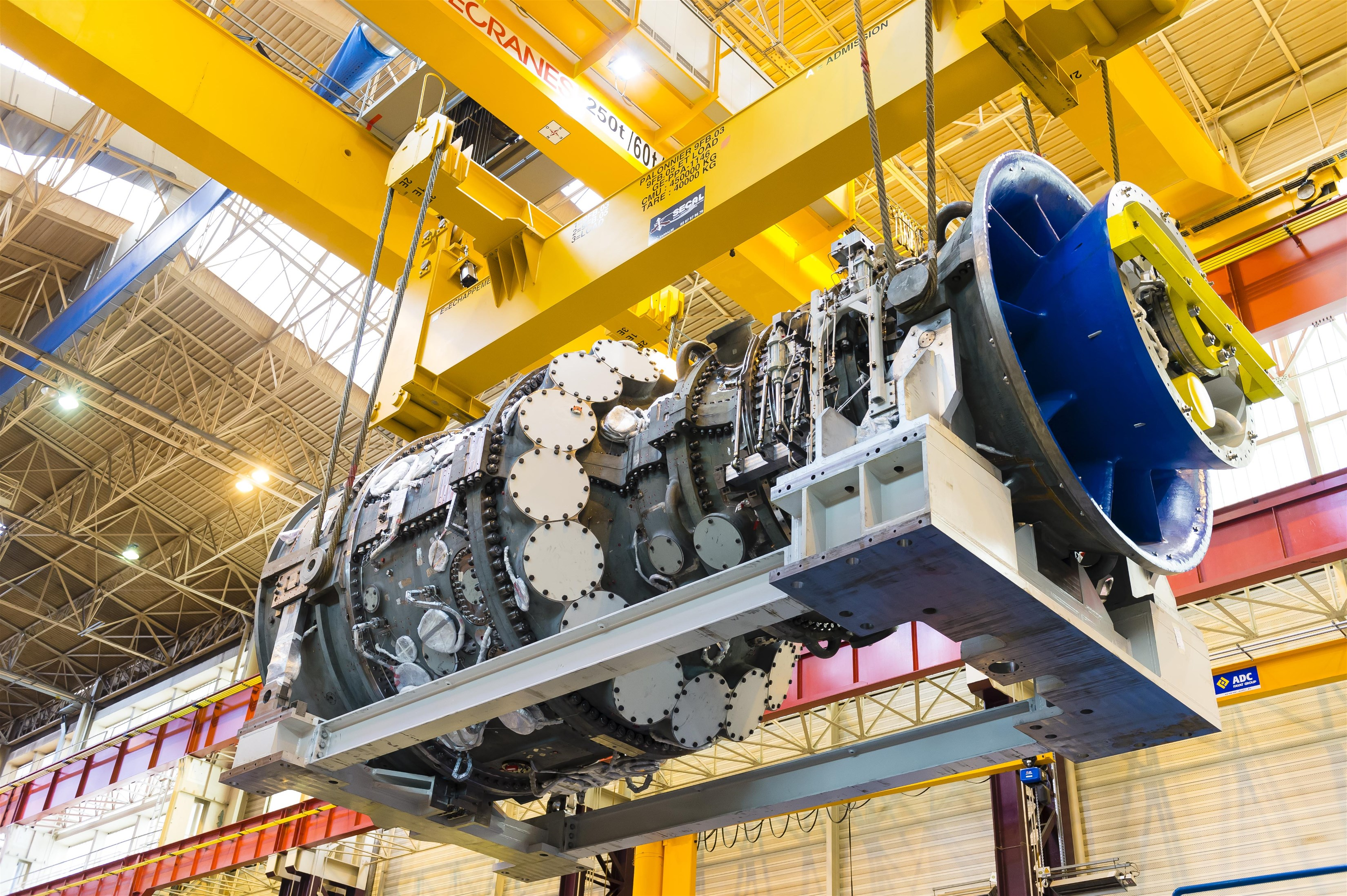 Combination of GE and Alstom Technology Proves Powerful