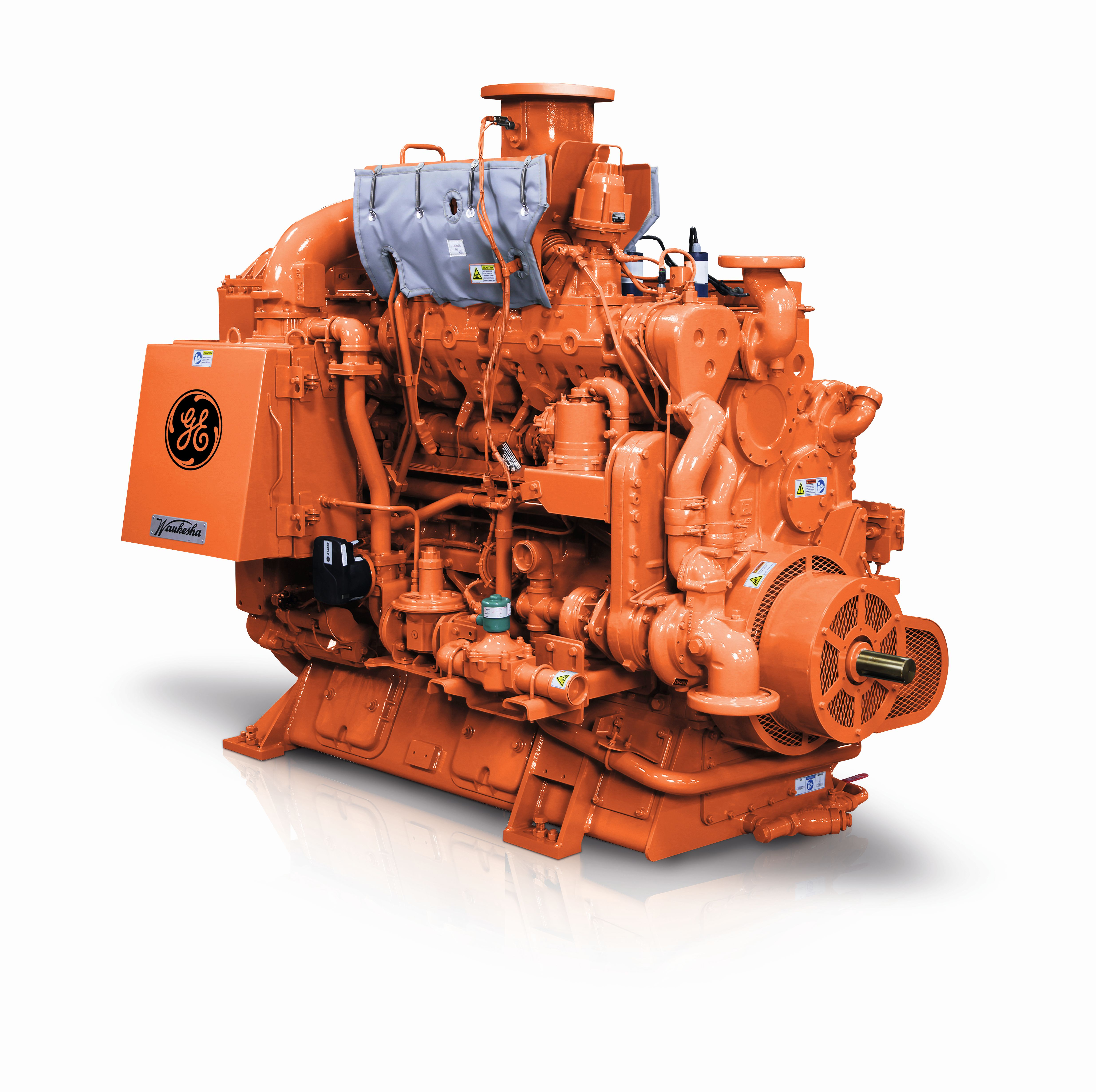 GE Launches New Waukesha VGF Gas Engines with Advanced Controls