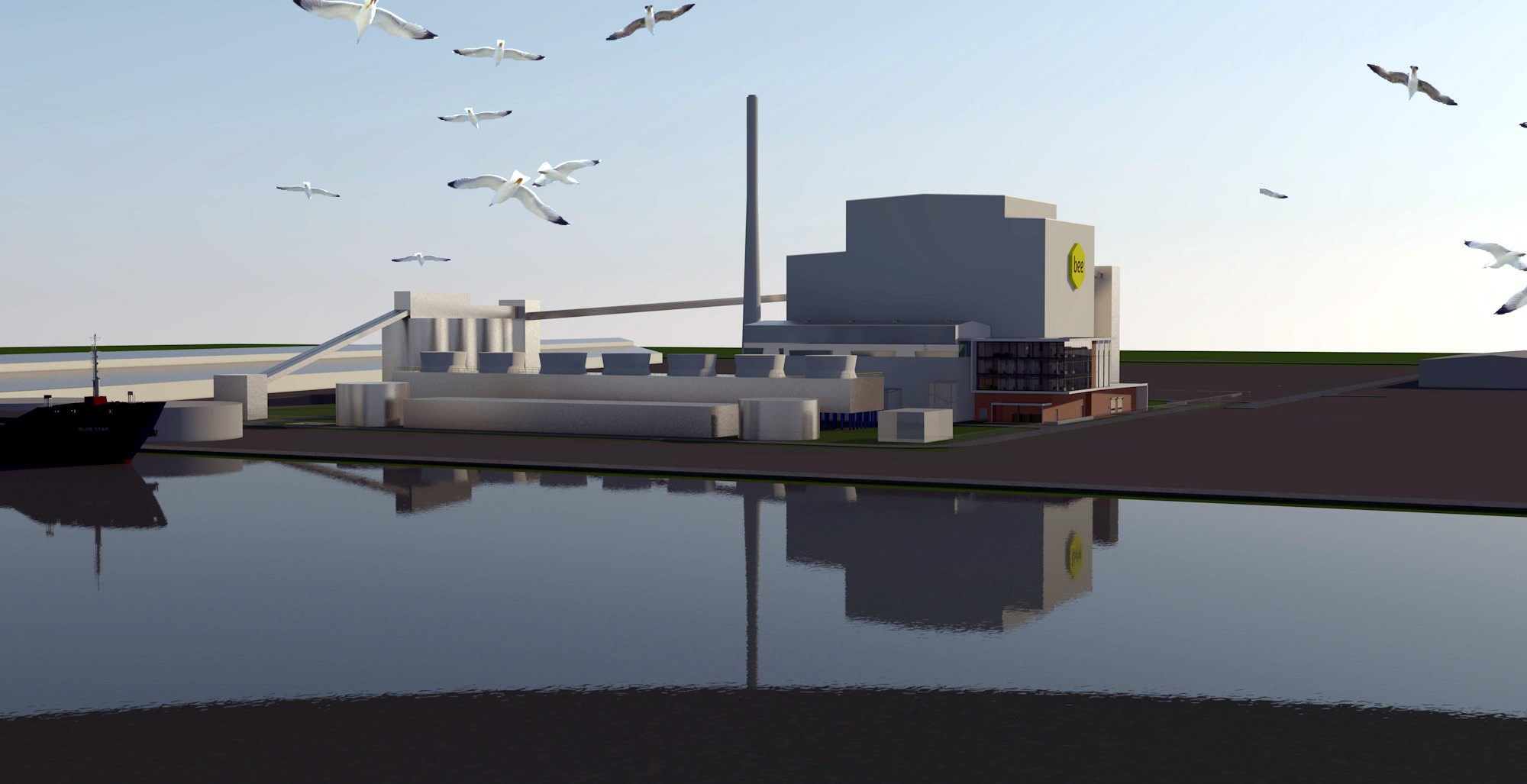GE Chosen to Build World's Largest Commercial Biomass-Fired