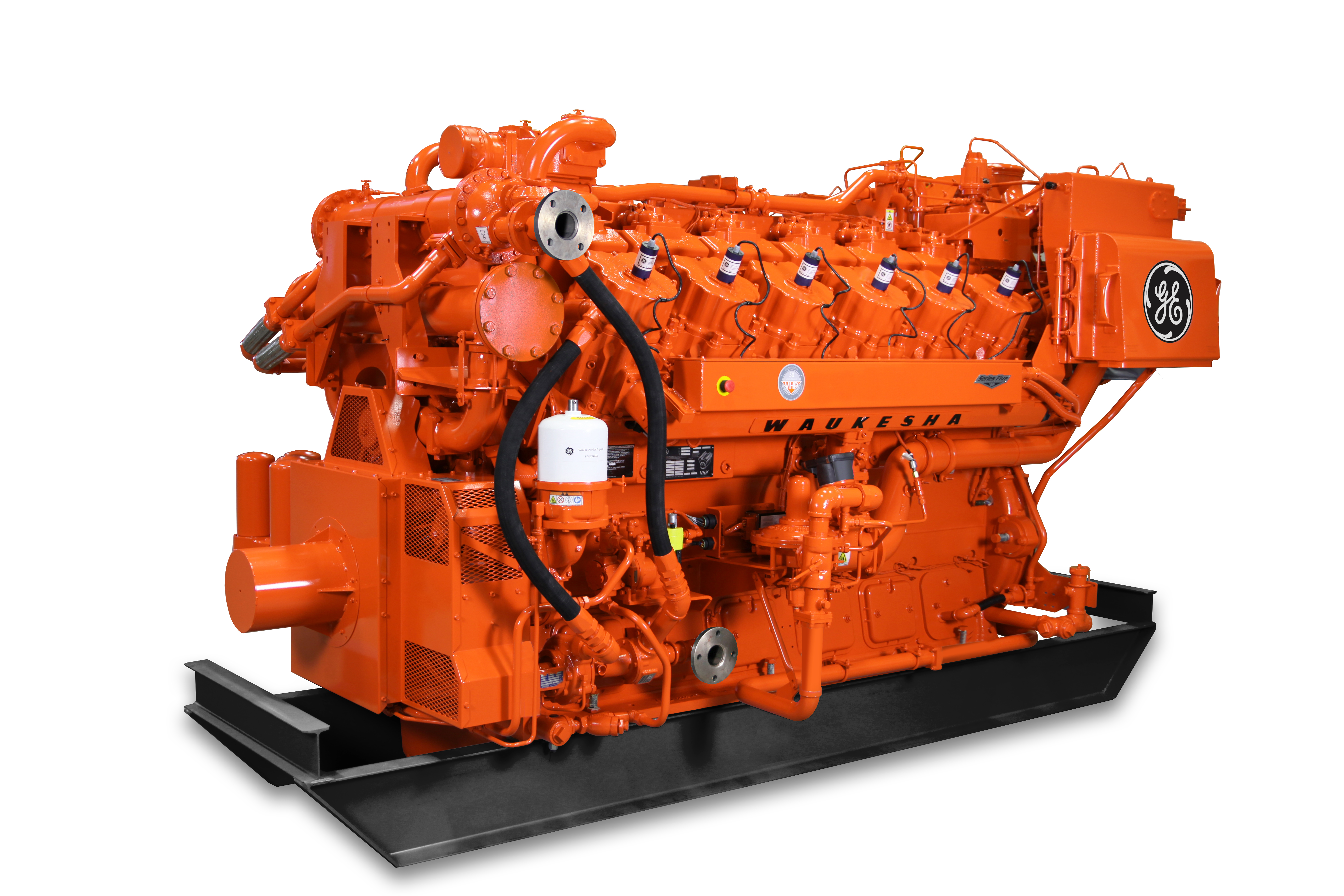 GE's Distributed Power Signs New Waukesha Distributor in Nigeria