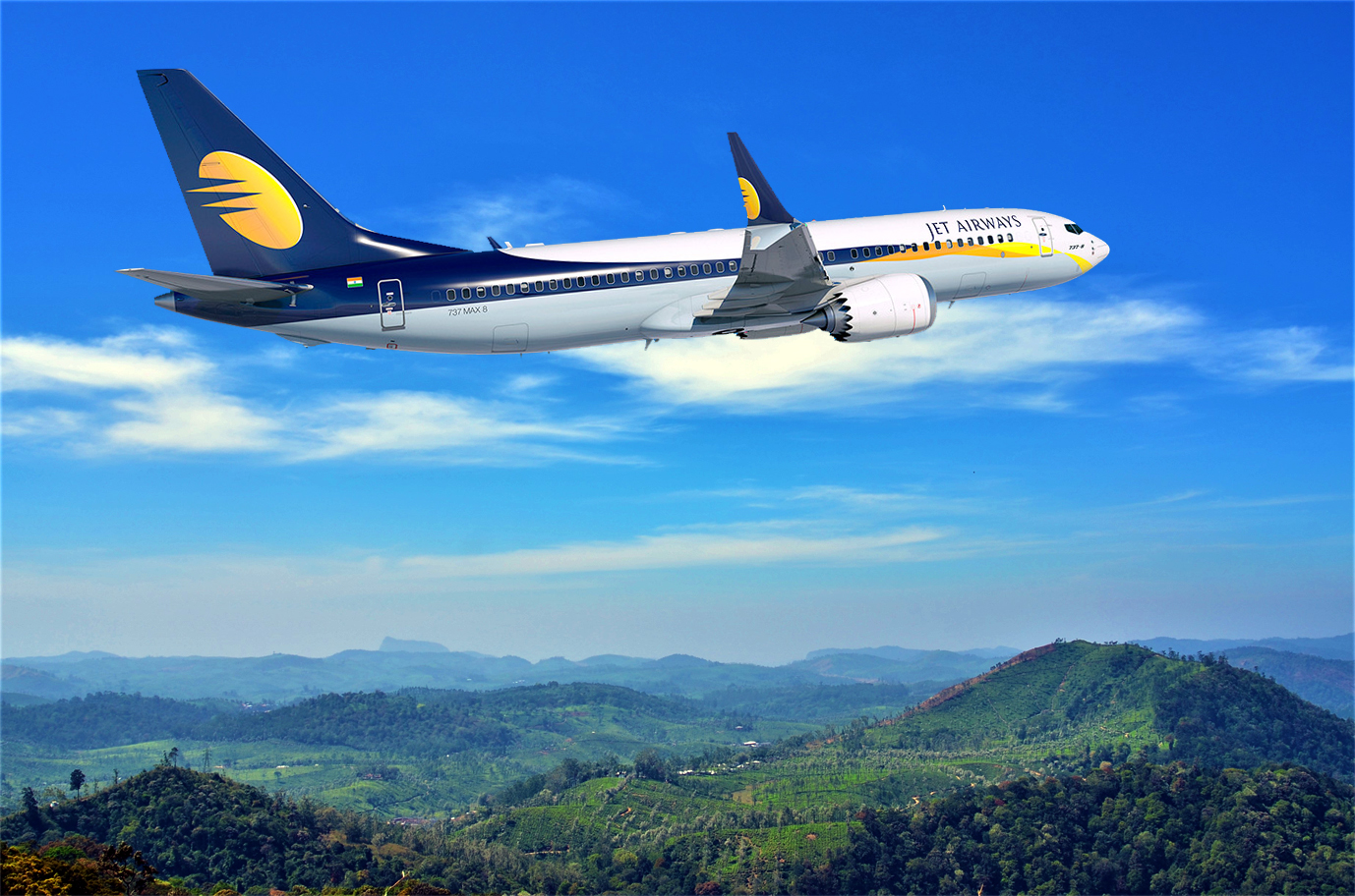 GECAS Delivers First 737 MAX8 to Jet Airways | GE Newsroom