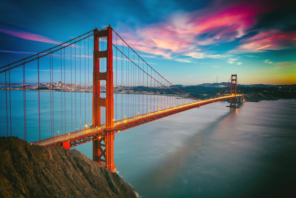 how would engineers build the golden gate bridge today
