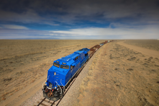 A Sense of Wonder: Photographer Vincent Laforet Tapped His Inner Child When Shooting Locomotives From High Above the Colorado Prairie 2