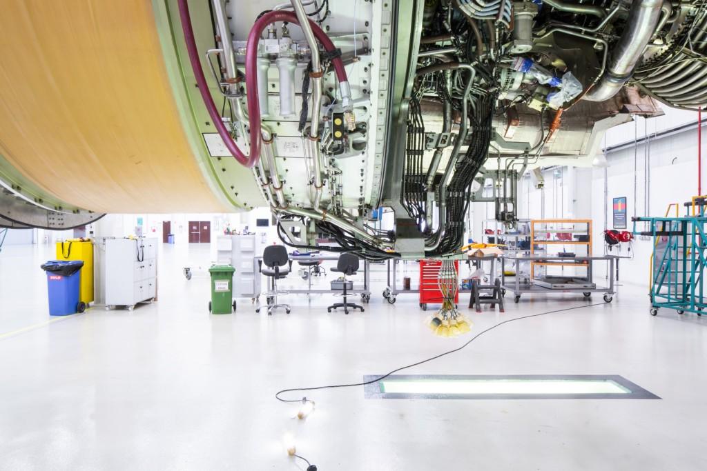 FILE NO: 20131119-080205 GLIENT: GE/EA ENGINE: GP7200 DESCRIPTION: Emirates Test Facility, Dubai, UAE