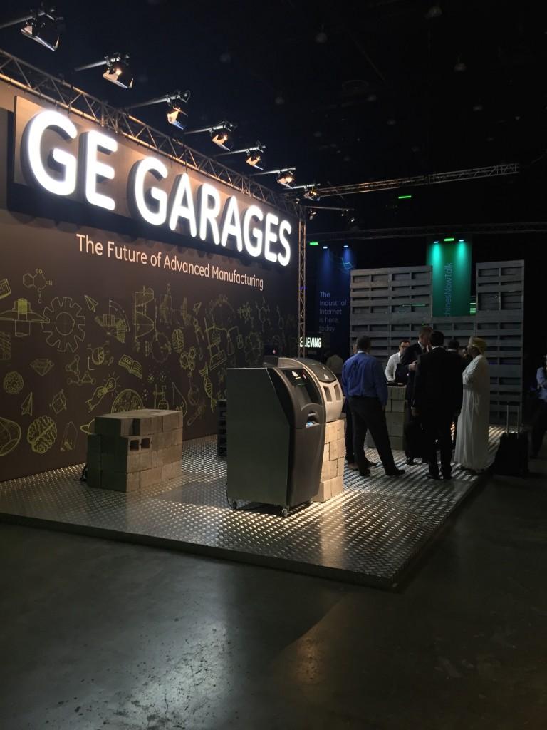 GE Garages