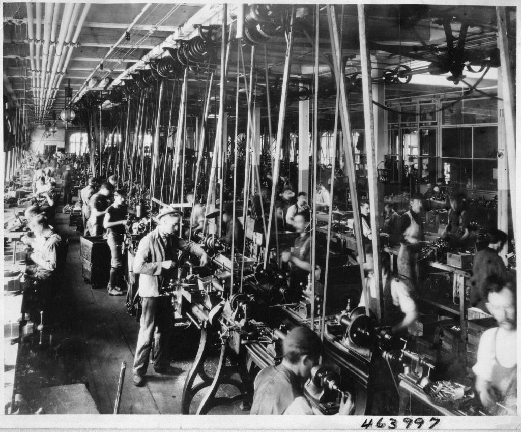 463997 Thomson Houston plant 1895 or 1898