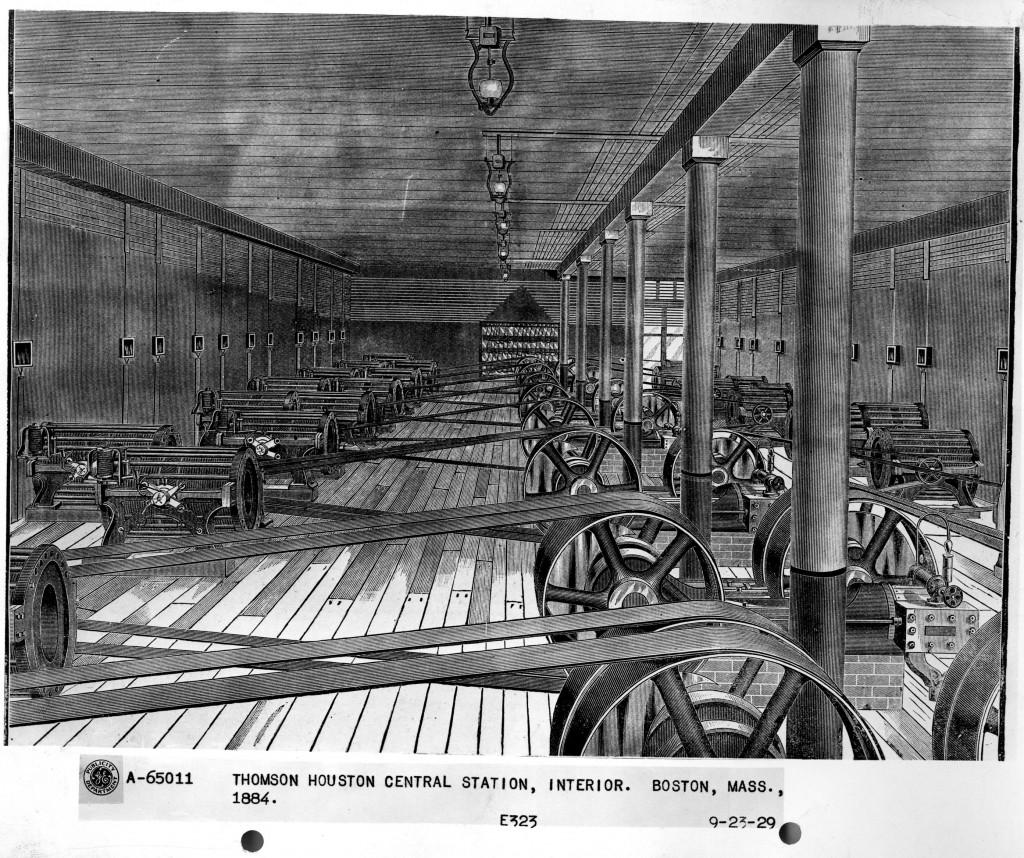 A65011 Thomson Houston Central Station, Boston 1884057