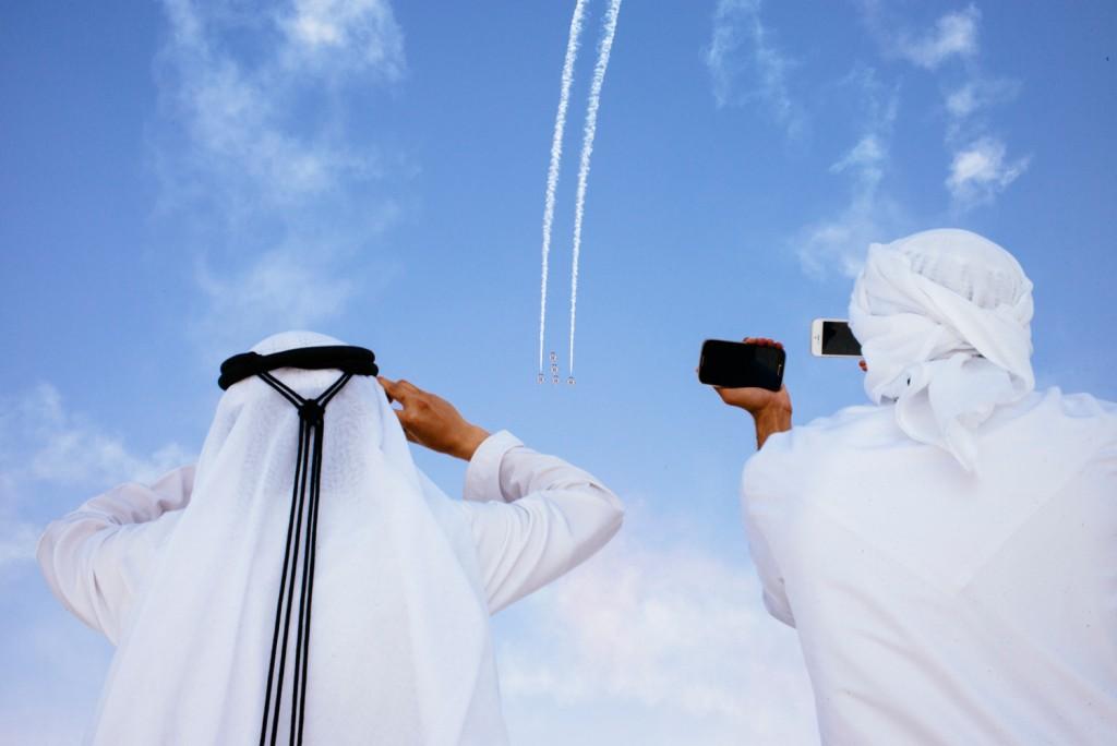 Saudi Flyover Day2Lede