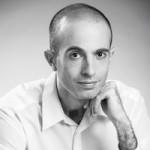 Yuval Noah Harari headshot