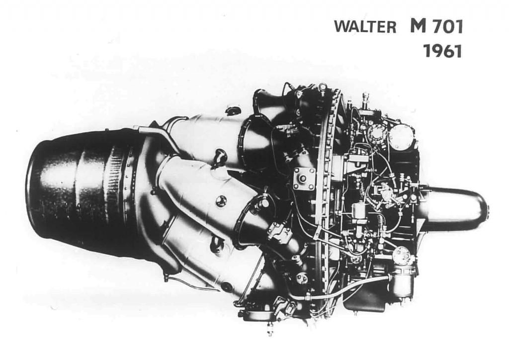 1971 Walter M701