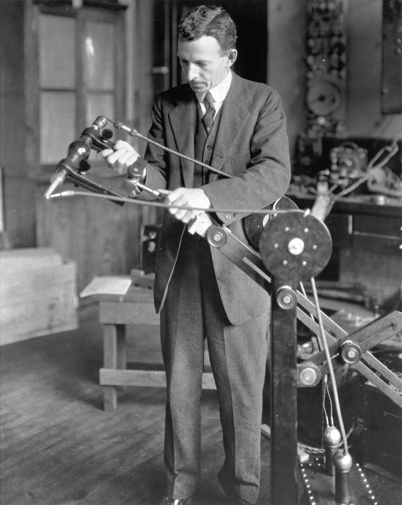 Dr. William Coolidge invented what is considered the modern X-ray tube. He also developed an early portable X-ray machine. Coolidge's X-ray machine was used in military hospitals during World War I.