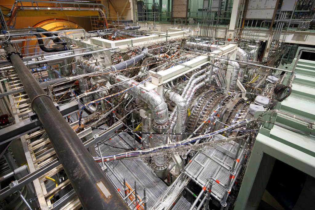 9HA-gas-turbine-in-validation-test-stand
