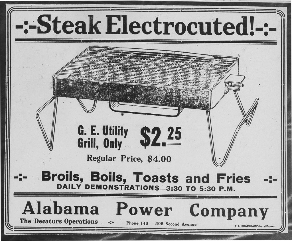 Steak Electrocuted