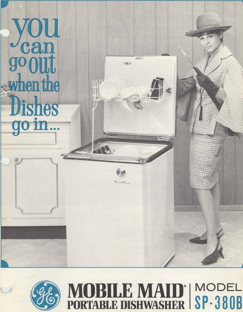 dishwasher 1960s