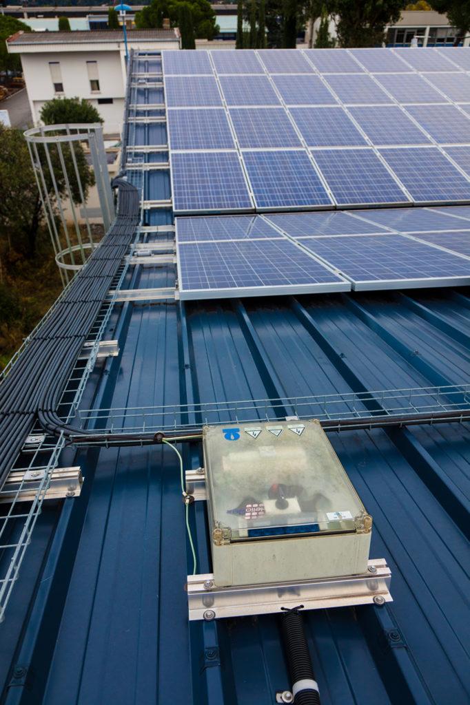 Nice Grid Solar panel_Ferrandez