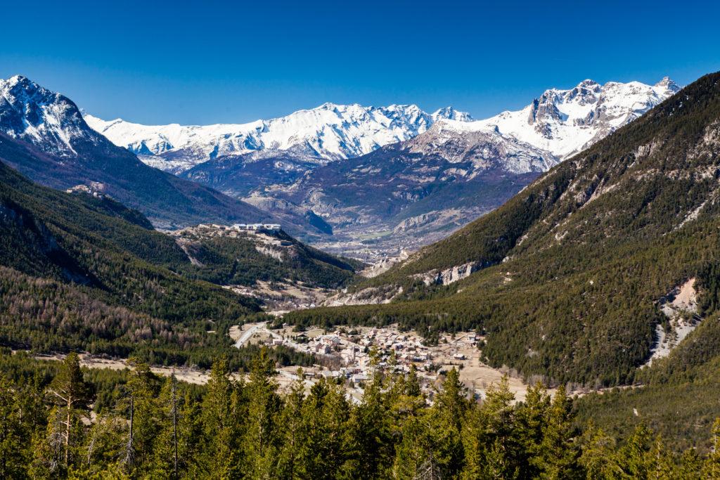 The Valley of Val-des-Pres, Briancon, France 2015