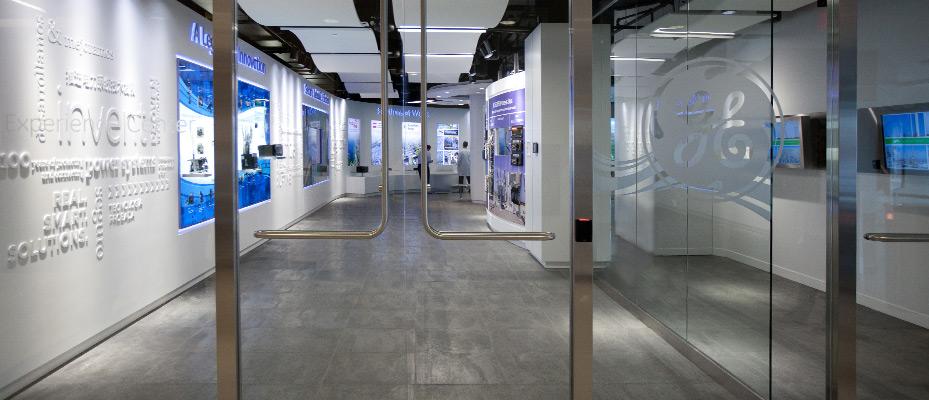 GridIQ MKM - Front Entrance