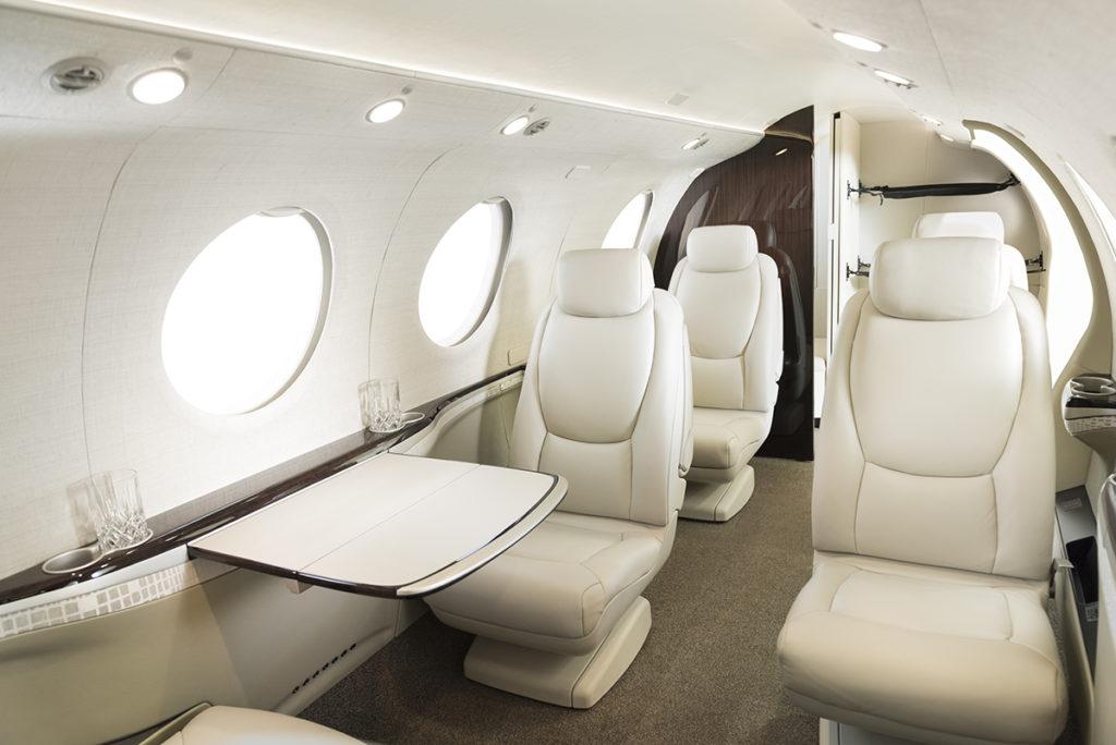 Cessna Denali_Interior
