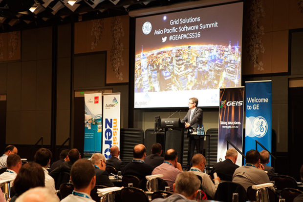 2016 GE Grid Solutions APAC Summit