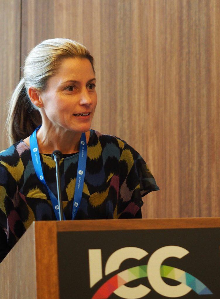 Allison Spicer, Qantas