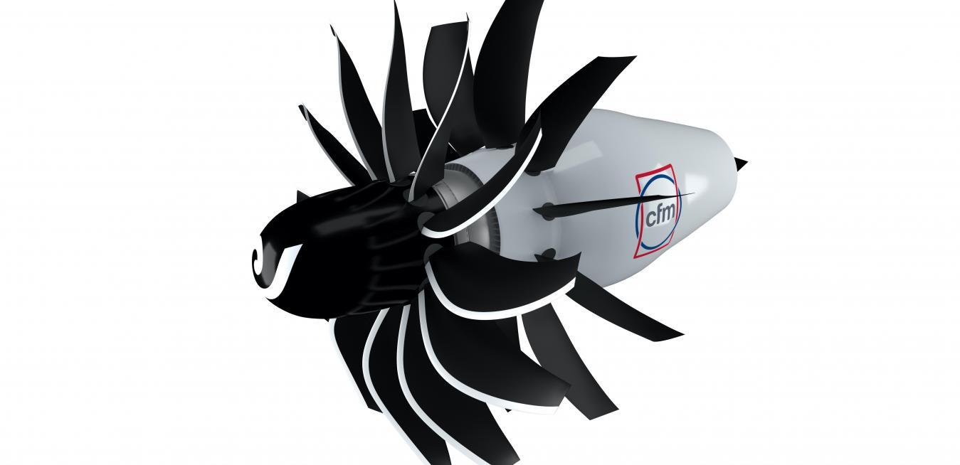 CFM RISE Open Fan