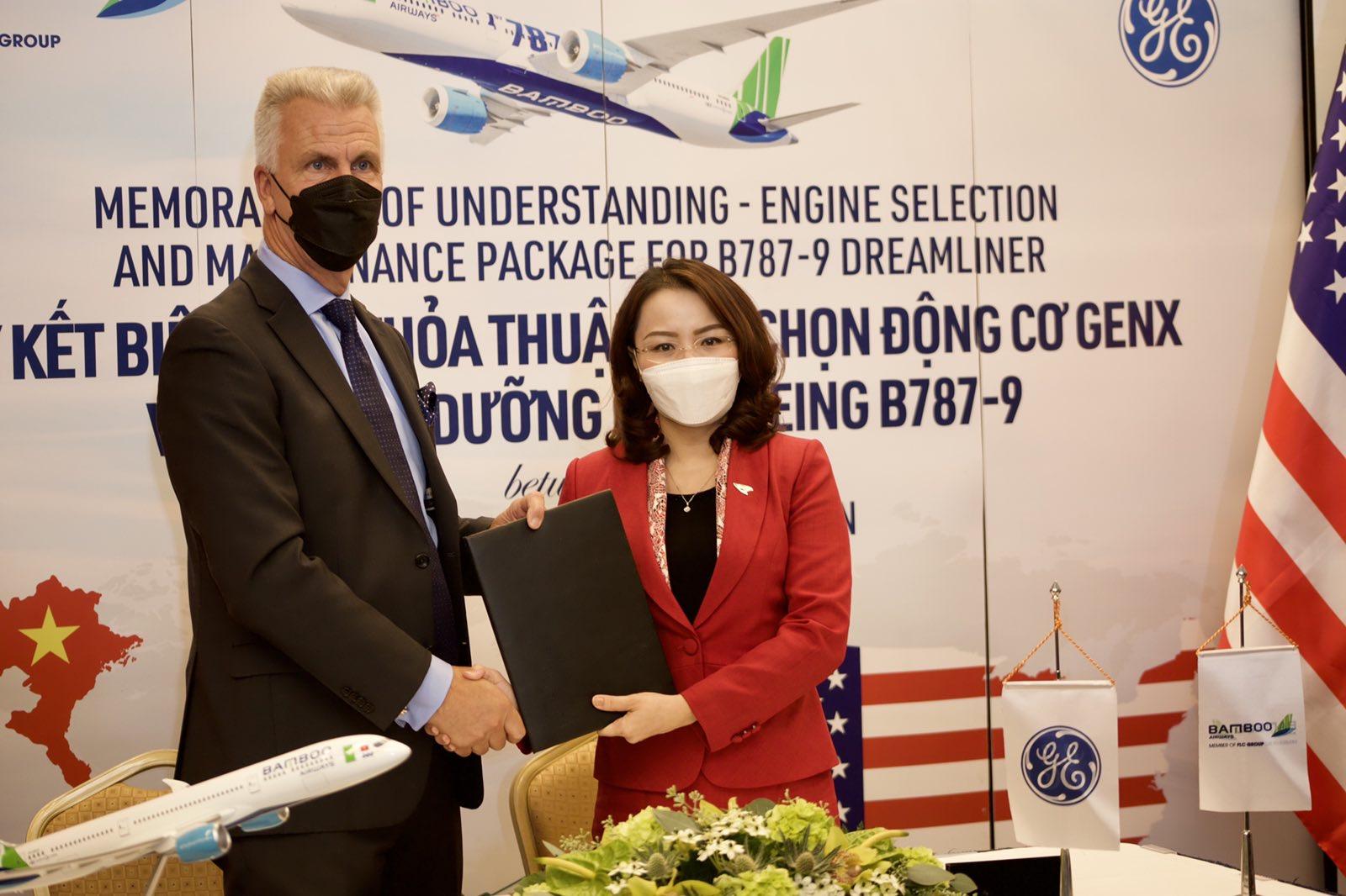 Bamboo Airways GE Aviation