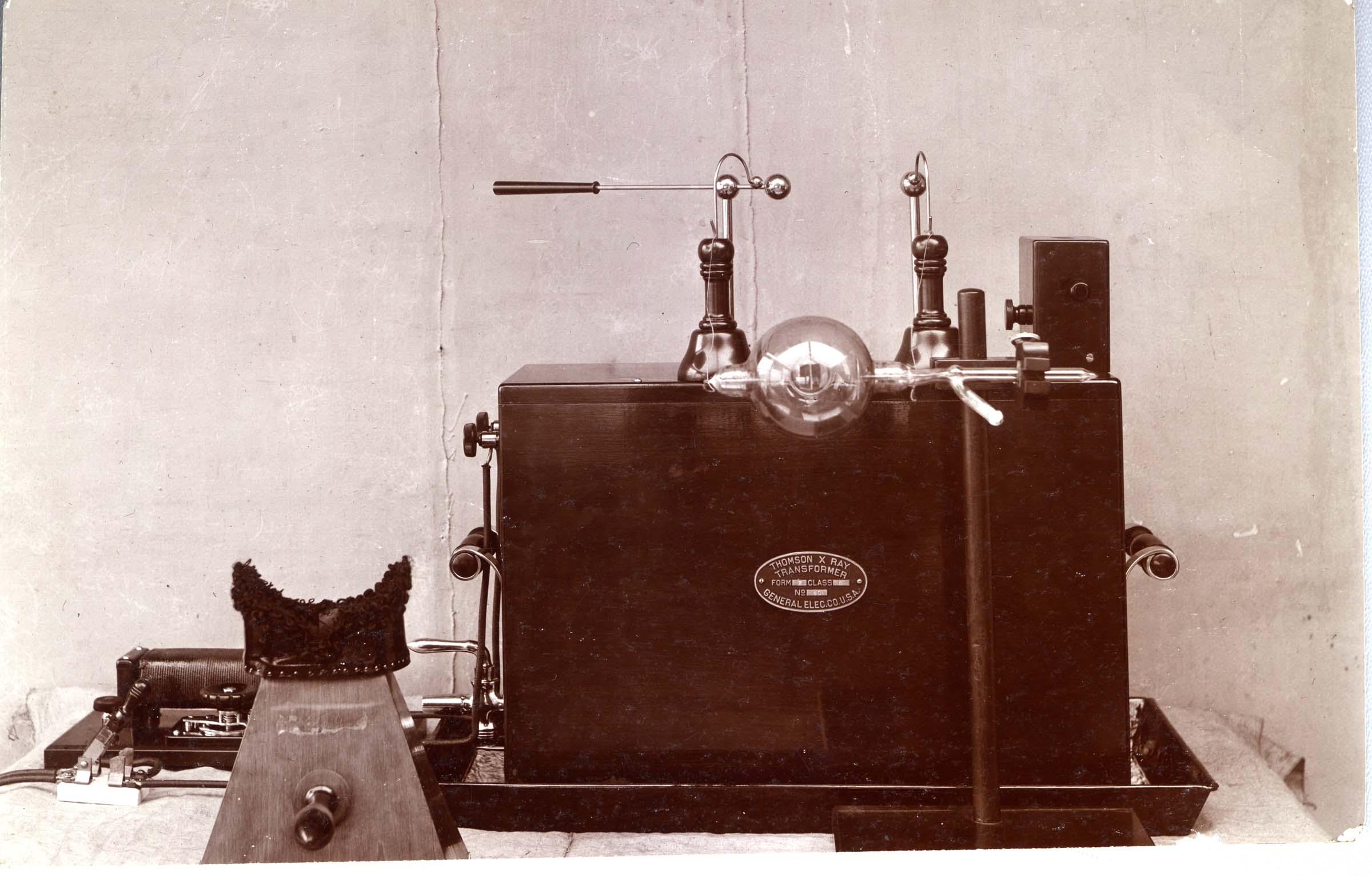 Thomson x-ray machine