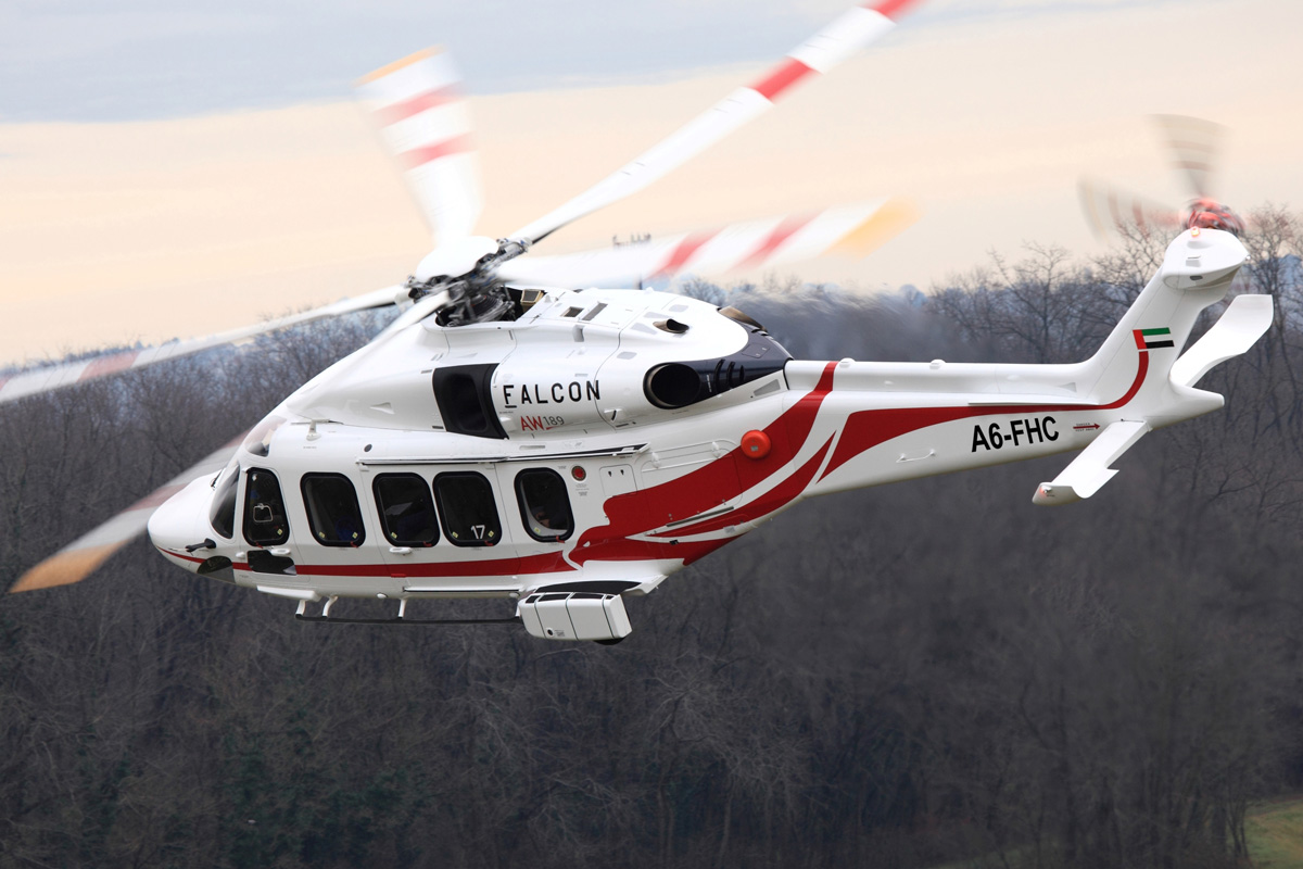 Falcon Aviation AW189