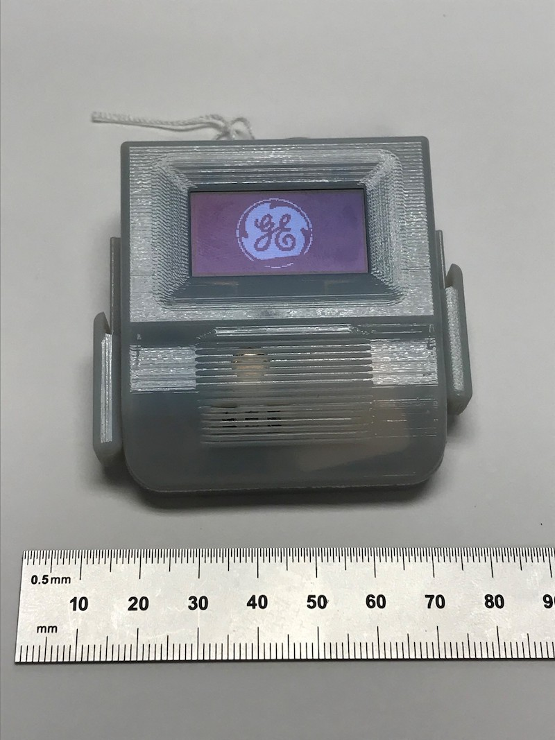 DTRA Device with Logo