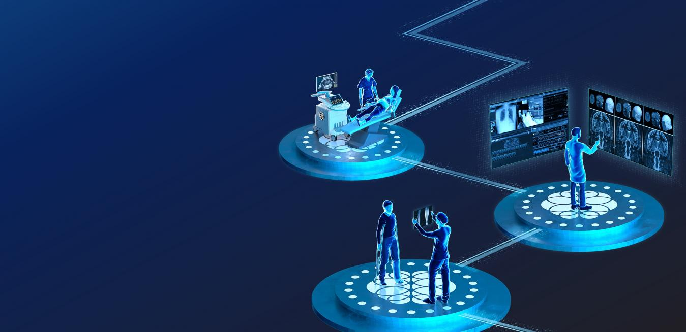 AI GE Healthcare Edison